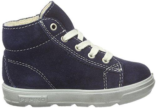 Ricosta Zaini - Zapatillas Unisex Niños Azul - Blau (nautic 175)