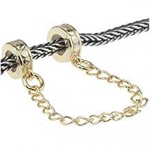 "Beads Hunter 925 Sterling Silver Antique / Bright European 3mm Bracelet Snake Chain 6.8""/7""/7.5""/8"""