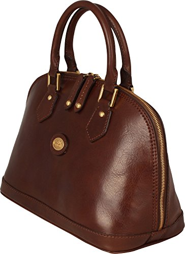 The Bridge Story Donna borsa a mano pelle 31 cm Braun