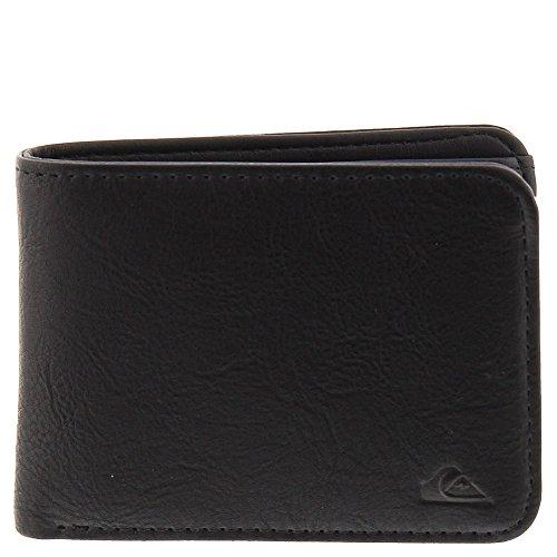 Quiksilver Men Slim Vintage II Wallet One Size Black