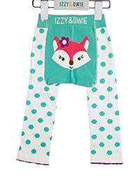Izzy & Owie Baby Girl Leggings Fox, 12-24 Month