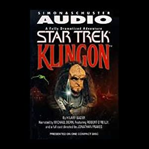 Star Trek: Klingon (Adapted) Audiobook