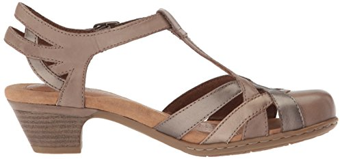 Cobb Hill Womens Aubrey Pump New Khaki Multi