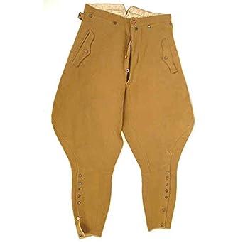 Men's Vintage Pants, Trousers, Jeans, Overalls WW2 Nazi Party Breeches $104.49 AT vintagedancer.com