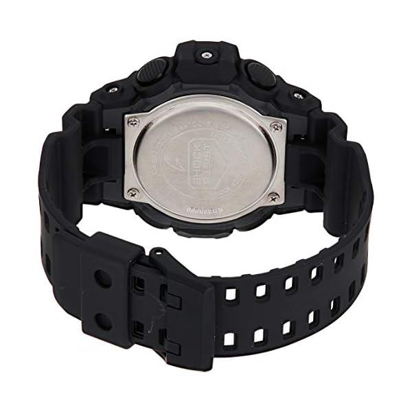 Casio G de shock–Reloj de pulsera para hombre con Analog/Digital de Pantalla y Resin de pulsera–GA de 100 3