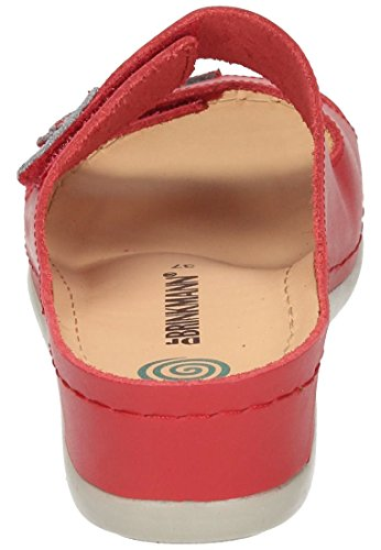 Brinkmann Dr 701044 Femme Mules Rouge Weiß TwFwg1dq