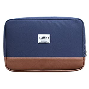 Eastfield Original Table Tennis Racket Case (Navy, Double)