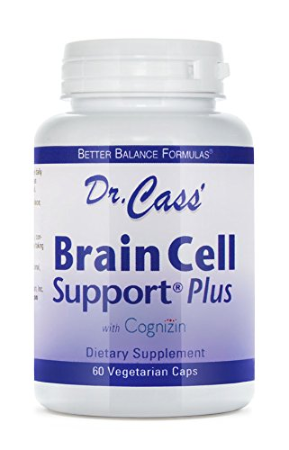Amazon com: Brain Cell Support Plus 60 caps Brain support