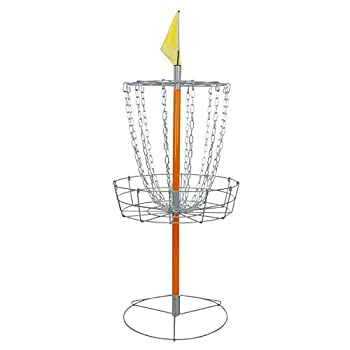 Driftsun Sports Portable Disc Golf Basket Goal