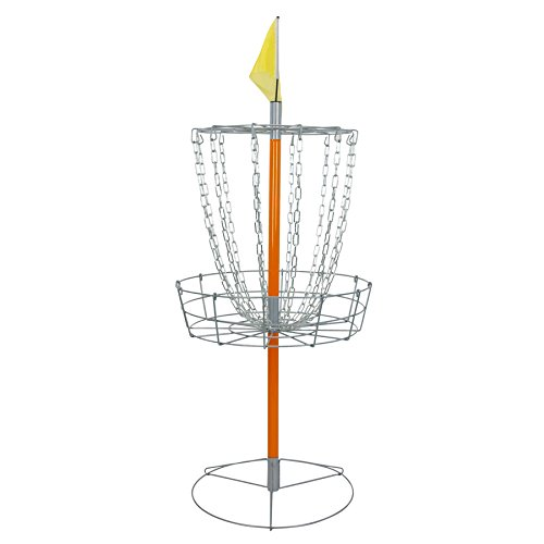 Driftsun Sports Portable Disc Golf Basket Goal - Lightweight Steel Disc Target by Driftsun