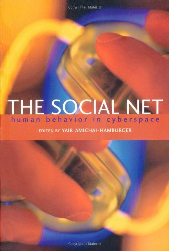The Social Net: Understanding Human Behavior in Cyberspace