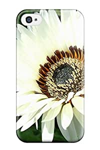 Michael paytosh Dawson's Shop 9365862K53412613 Hot White Flowers First Grade Tpu Phone Case For Iphone 4/4s Case Cover