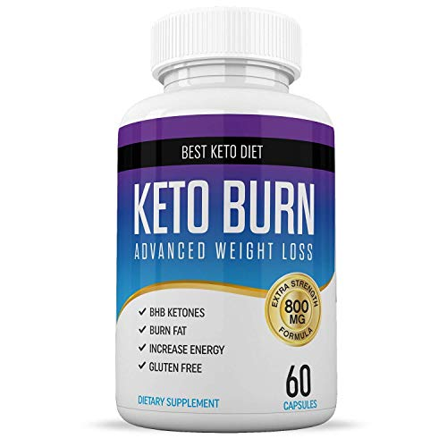 Cheap Best Keto Pills – Weight Loss Supplements to Burn Fat Fast – Boost Energy and Metabolism – Best Ketosis Supplement for Women and Men – Best Keto Diet – 60 Capsules