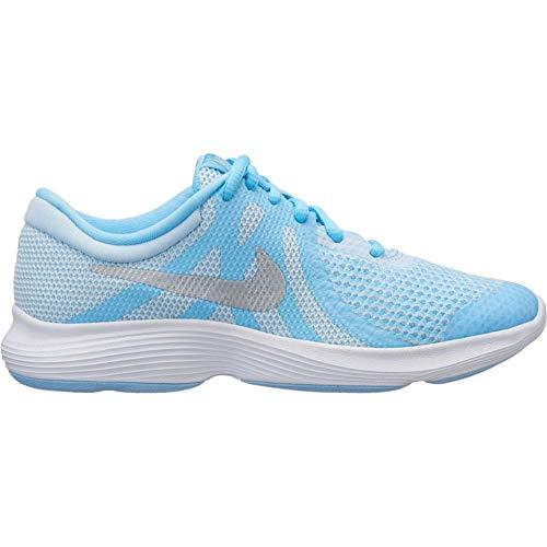 Femme Silver Tint Blue Chill Sneakers Nike Multicolore Basses GS 4 001 Revolution Metallic Cobalt wRwxqXv