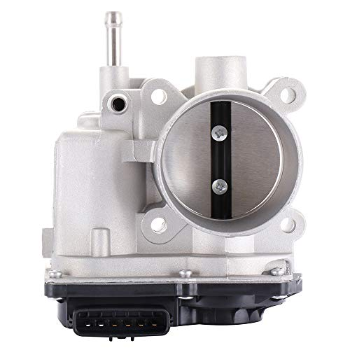 ECCPP Throttle Body Air Control Assembly Fit for 2007 2008 2009 2010 2011 Toyota Corolla OE S20139