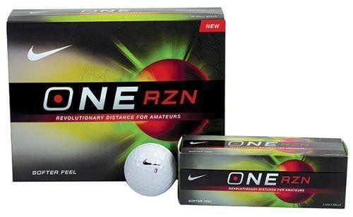 Nike One RZN Softer Feel Golf Balls - Box of 12