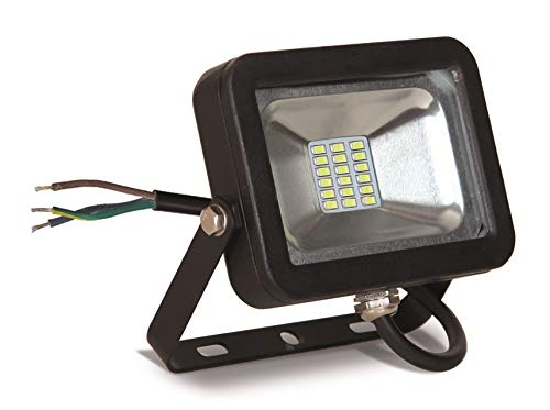 LLT LED COMPACT Floodlight SMD Outdoor Landscape Security Waterproof 10W 5000K (Daylight)