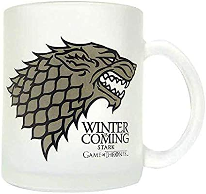 "Stark Sigil /""Winter is Coming/"" Coffee Mug *NEW* Game of Thrones"