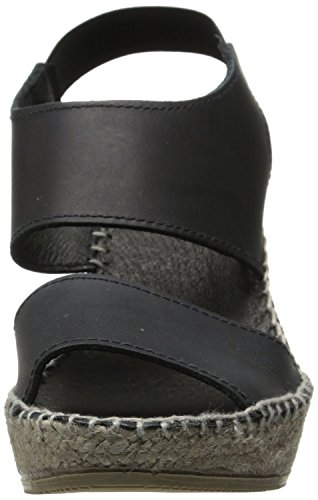 André Assous Andre Assous Reese-A Espadrille Womens Sandals Black ihV6HBG
