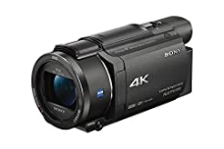 Sony FDRAX53/B 4K HD Video Recording Cam...