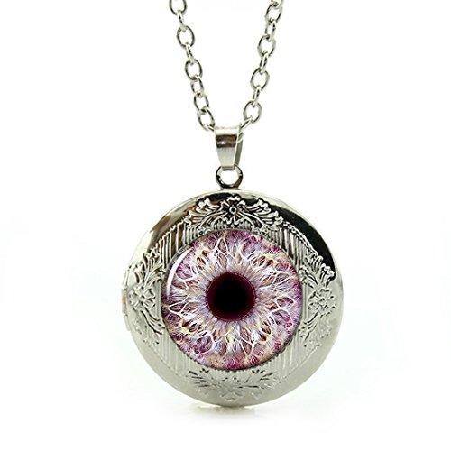 Retro Eyeball Pendant Light - 4