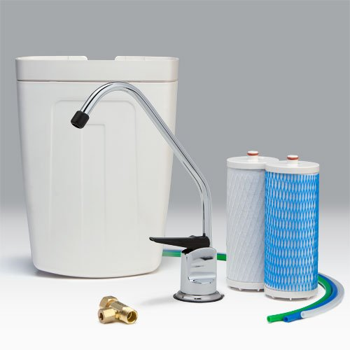 Aquasana AQ-4500 Perfect Under Counter Water Filter System
