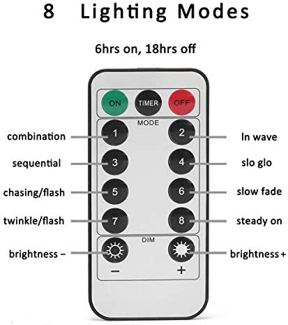 Guirlande lumineuse 300 LED 3 m x 3 m USB