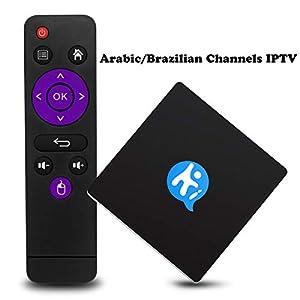 Brazil Arabic IPTV 3 Years Subscription Service