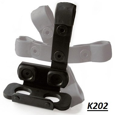 Universal Artago K202 Soporte 32 para Tubos y Tornillos