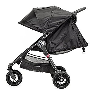 Baby Jogger 2016 City Mini GT Stroller in Black with Parent Console by Baby Jogger (Image #7)