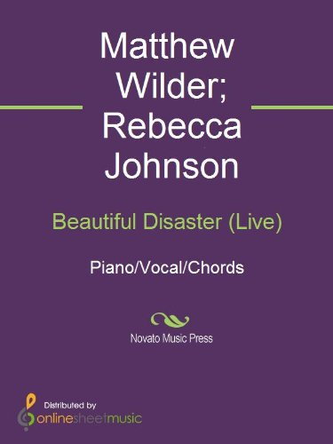Beautiful Disaster Live Kindle Edition By Kelly Clarkson