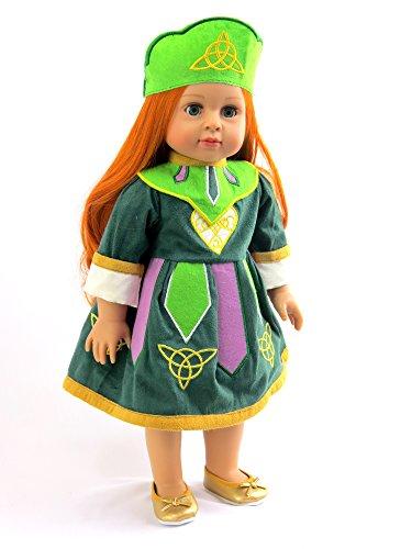 old irish dress - 8