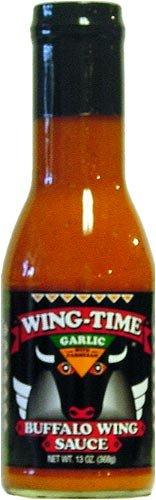 Wing-Time Garlic Sauce, 12.75 fl oz ()
