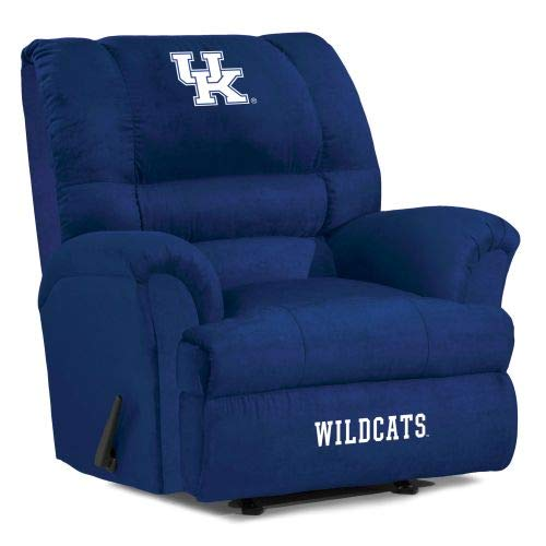 Mlb Recliner - Imperial NCAA University Of Kentucky Big Daddy Microfiber Recliner, One Size, Multicolor