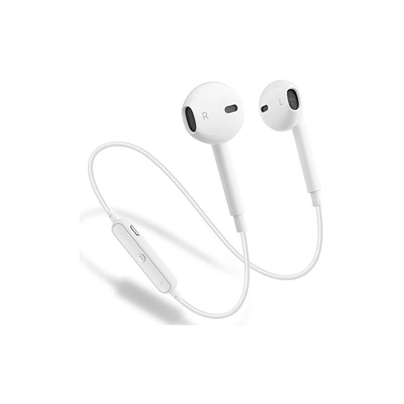 Wireless Earbuds, GEJIN Bluetooth 4.1 Wi