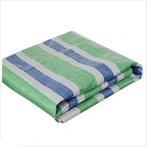Tarpaulin XIA Stripe Cloth Rainproof Cloth 0.1mm -100g/m2 Plastic Sunshade Canopy (Size : 450m)
