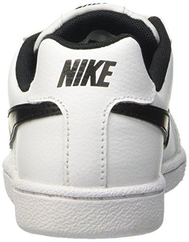 Nike Court Royale (Psv), Zapatillas Niños Blanco (White / Black)