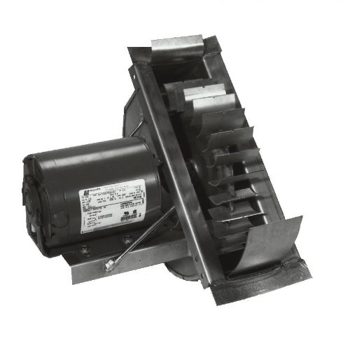 Tjernlund I Inline Draft Inducer Fan for Vertical Vent Systems for All Fuels by Tjernlund B007BWCGCA