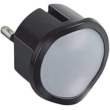 bticino S3625DL Color blanco adaptador de enchufe eléctrico - Adaptador para enchufe