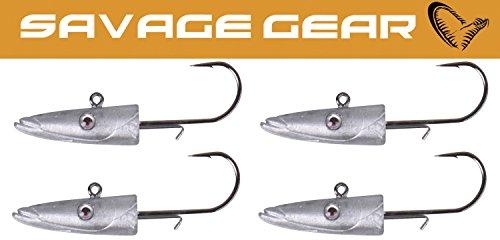 Savage Gear Sandeel Jig Head Loose Eel Bodies Superb Convincing Lure Sea Fishing