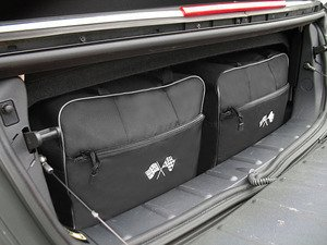 mini cooper convertible custom fitted luggage. Black Bedroom Furniture Sets. Home Design Ideas