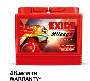 Exide Maruti ALTO K10 Car Battery: Amazon in: Car & Motorbike