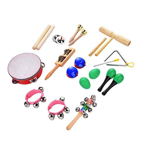 Rhythm Instrument Set - 9