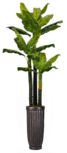 Laura Ashley VHX123214 Real Touch Evergreen Planter, 93