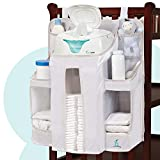Best Baby Things - hiccapop Nursery Organizer and Baby Diaper Caddy | Review