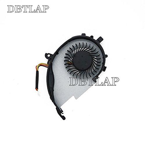 DBTLAP Ventilador de la CPU del Ordenador port/átil para Acer V5-472 V5-472P V5-572G V5-573G CPU Ventilador m/ás Fresco