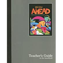 Write Ahead: A Student Handbook for Writing and Learning