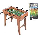 Baby Foot BabyFoot Football Table de jeu jouet enfant Adulte Jardin