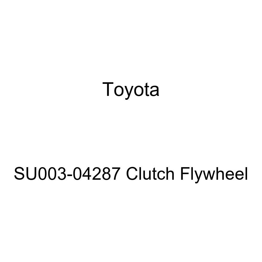 Toyota SU003-04287 Clutch Flywheel