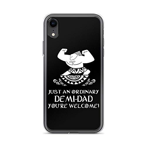 iPhone XR Pure Case Cover Just an Ordinary Demi-Dad You're Welcome! (Samoan Tattoo Iphone 6 Case)